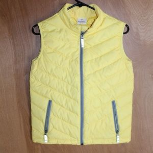 Hanna Andersson Down Puffer Vest.